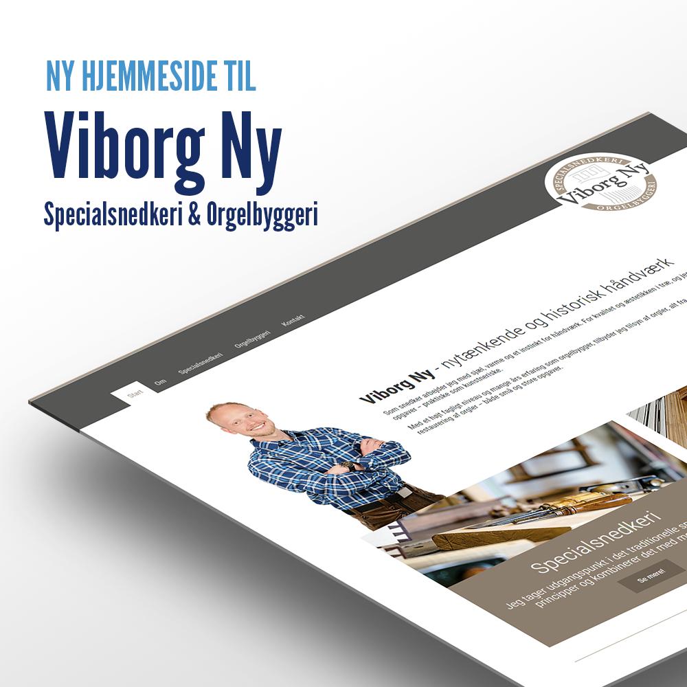 Viborg Ny Specialsnedkeri & Orgelbyggeri